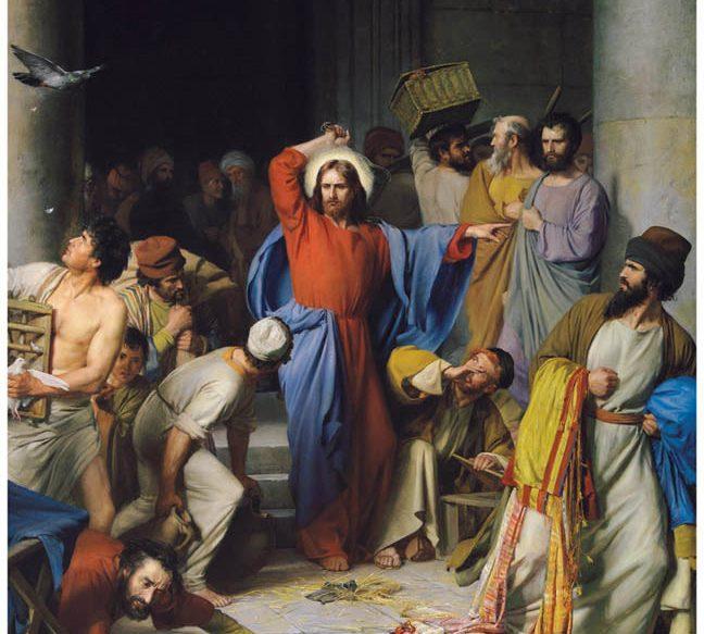 Mit Jesus Auf Den Tisch Hauen Adam Onlinede